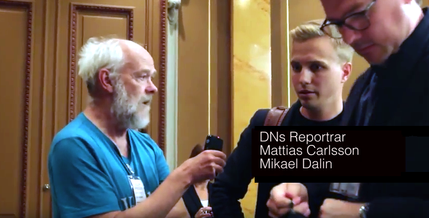 DN-reportrarna som skapade drevet mot Riksrevisionen,   2016