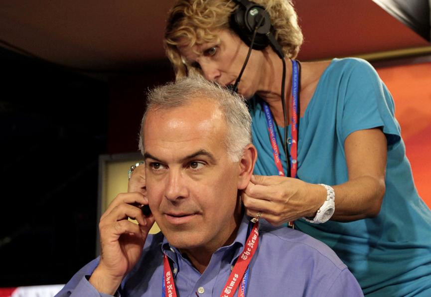 David Brooks på PBS- Foto: Wikimedia Commons