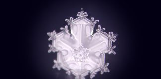 Emoto - water chrystal from well in Imst, Tyrol