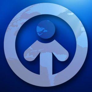Examiner.com, logo (nedlagd ezine, 2008-2016)