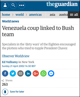 Guardian-Bush-Venezuela-coup