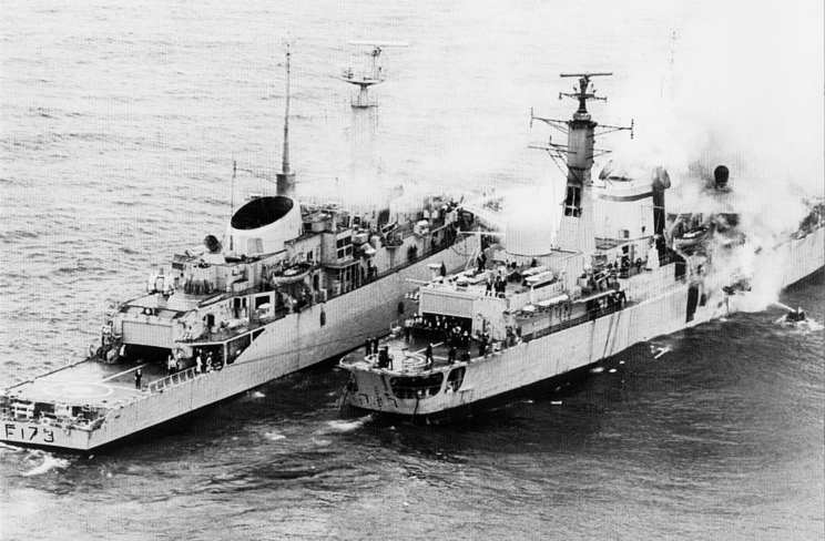 HMS_sheffield Bild maritimequest.com