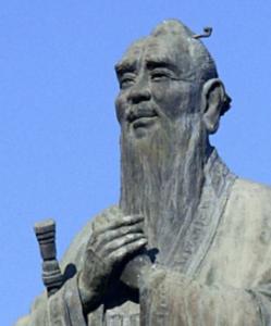 Bild: Konfucius - Foto: Imagewa.com