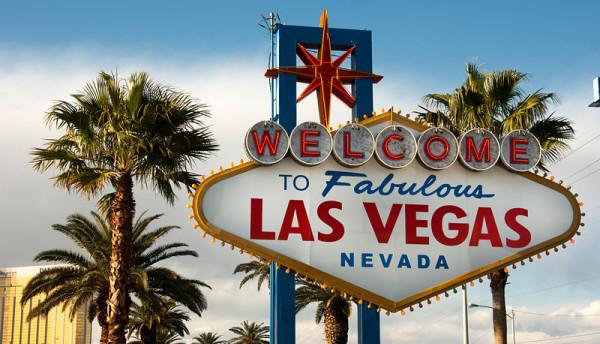 Las Vegas casinos, Online-casinon - Crestock.com