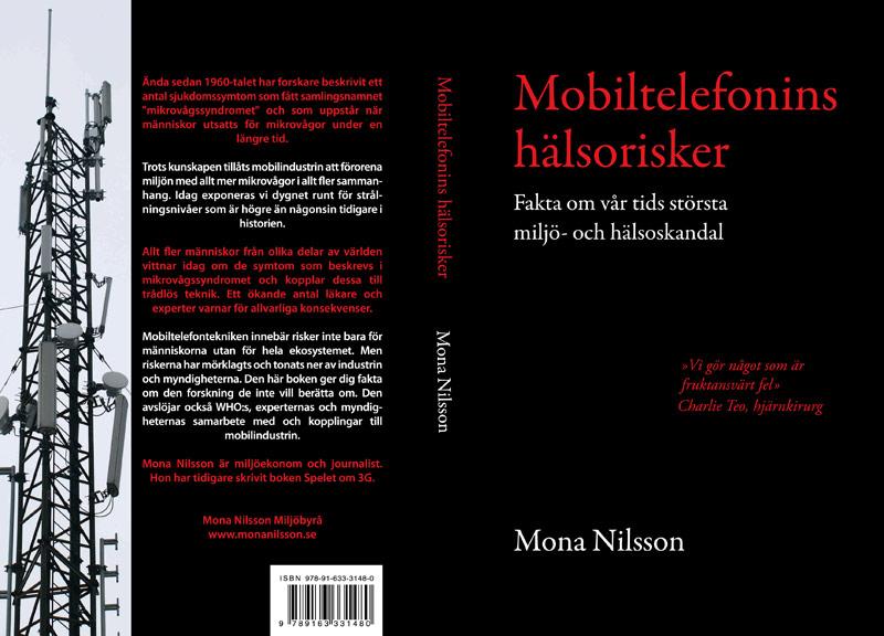 Mobiltelefonins hälsorisker av Mona Nilsson