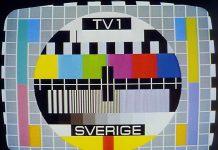 SVT pausbild TV1