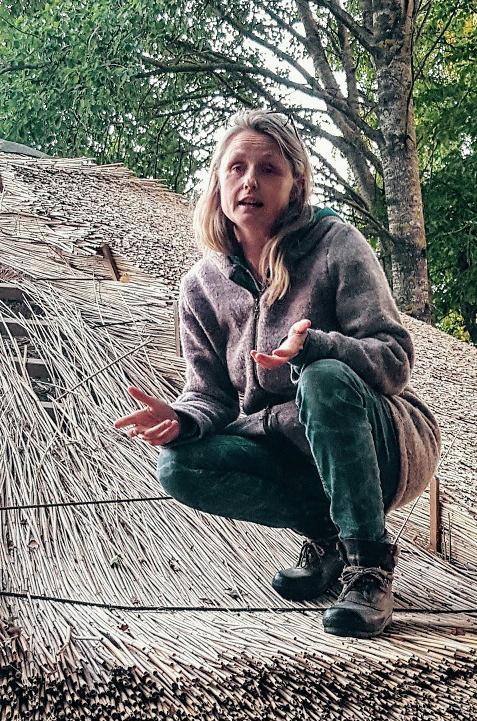 Siri Lundström,   pressfoto