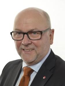 Thomas Strand (RIFO ordf) . Foto: Riksdagen, pressbild