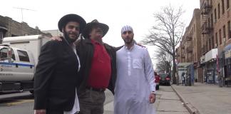 jude och muslim - Källa: Moe Laddin
