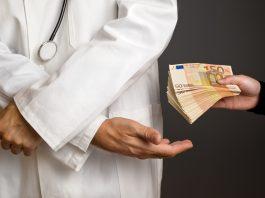 Korruption i vårdindustrin - Crestock.com