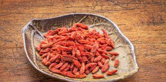 Dried goji berries - kosttillskott