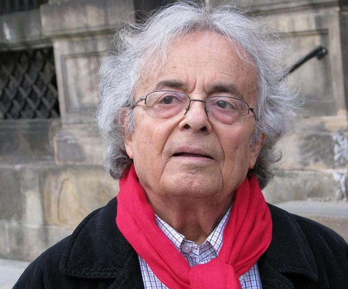 Adonis, Ali Ahmad Said Asbar - Foto: Mariusz Kubik, Wikimedia Commons
