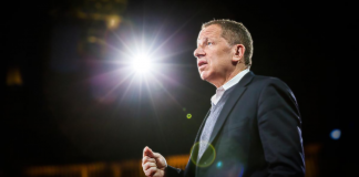 David Rothkopf - Foto: Ted Talk, 2015