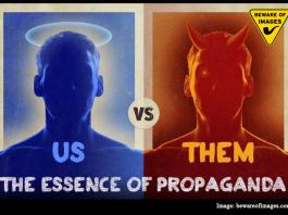 Essence of Propaganda - Bild: Bewareofimages.com