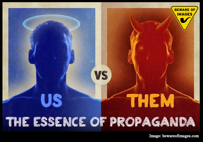 Essence of Propaganda - Bild: Bewareofimages.com
