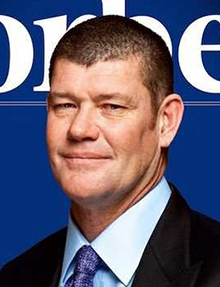 James Packer - Foto: Forbes.com