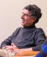 Dr Richard Davidson, pressfoto