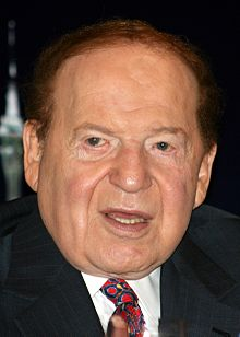 Sheldon Adelson - Wikimedia Commons
