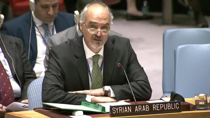Syrian spokesman