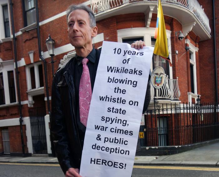 Ecuadors ambassad i London - Foto: Philip Robins, Google Maps