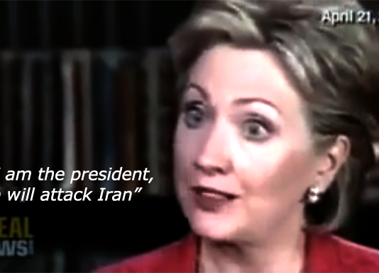 Hillary Clinton in 2008