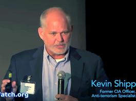 Kevin Shipp, tidigare CIA agent, okt 2016 - Foto: Dane Wigington