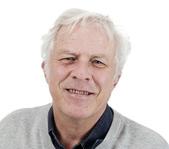 Lennart Minton - Pressfoto från Lunds Universitet