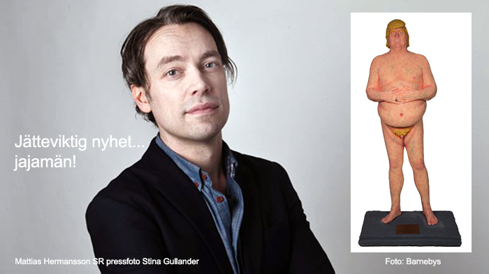 Mattias Hermansson, SR - Pressfoto: Stina Gullander