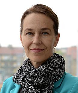Olivia Wigzell, GD på Socialstyrelsen - Pressfoto
