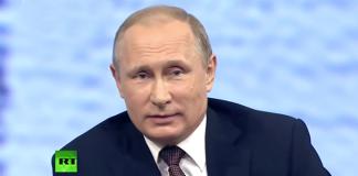 Putin, juni 2016 - Foto: RT.com