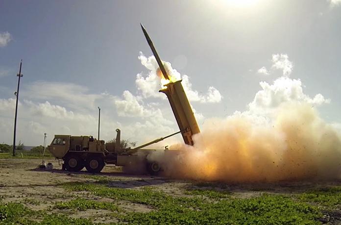 THAAD, Lockheed Martin - Foto: U.S. Missile Defense Agency
