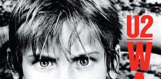 U2 War, album, 1983
