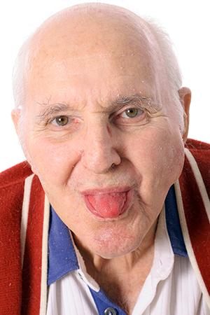 Kroniska sjukdomar - Äldre man lipar - Crestock.com