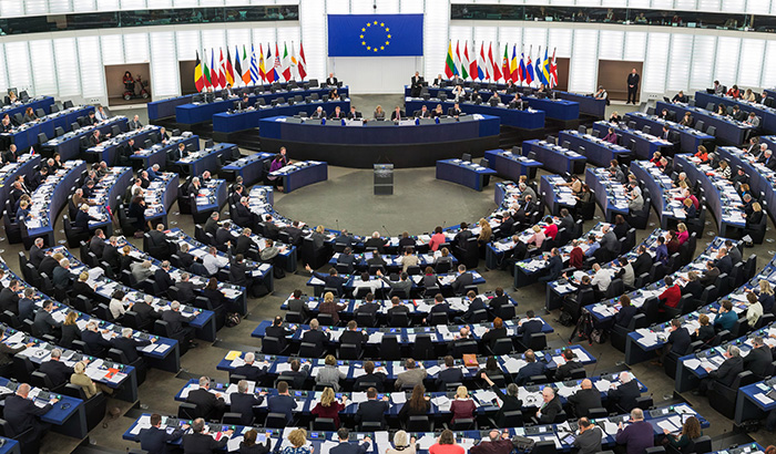 European Parliament Strasbourg - Pressfoto