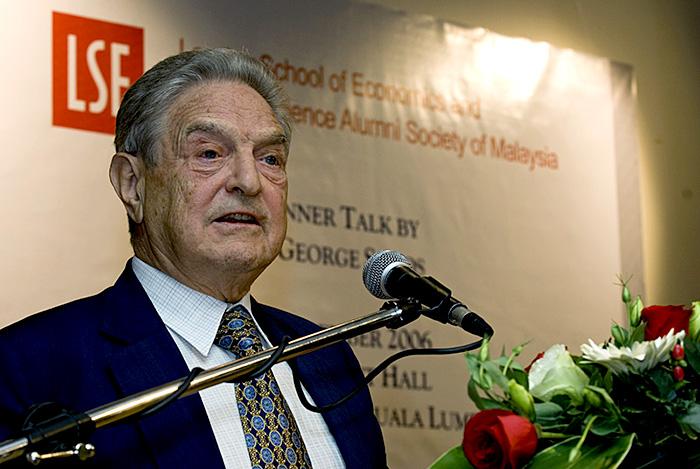 George Soros, 2006