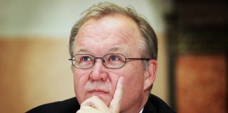 Statsminister Göran Persson, 2004