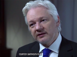 Julian Assange - Foto: Dartmouth Films