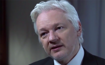 Julian Assange - Foto: Dartmouth Films