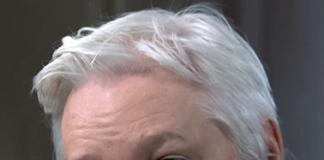 Julian Assange, 5 nov 2016 - Foto: Dartmouth Films