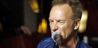Sting, 2016 - Foto: Sting.com