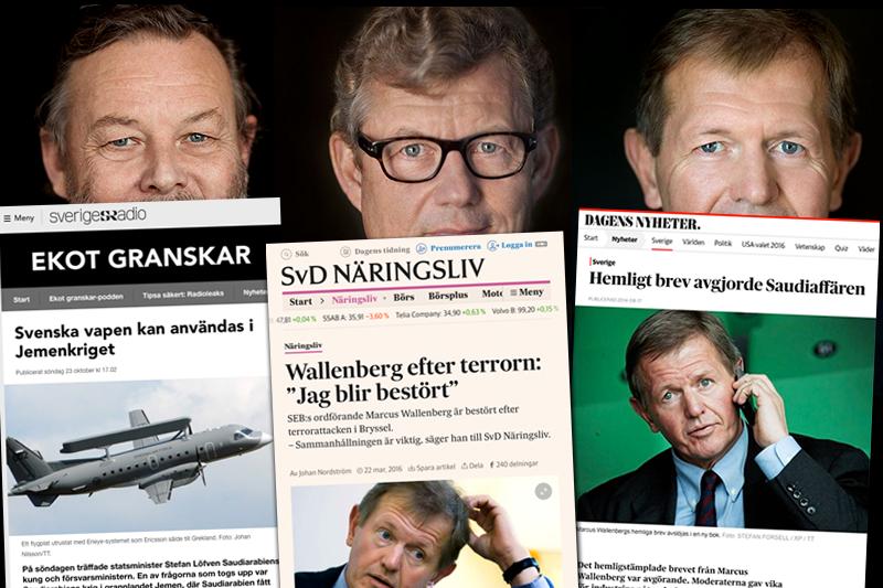 Wallenberg nomineras till Årets förvillare 2016