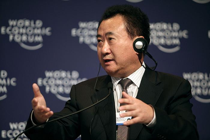 Wang Jianlin - Wanda Group