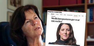 Dr Agneta-schnittger och Amina Manzoor om sockermyter