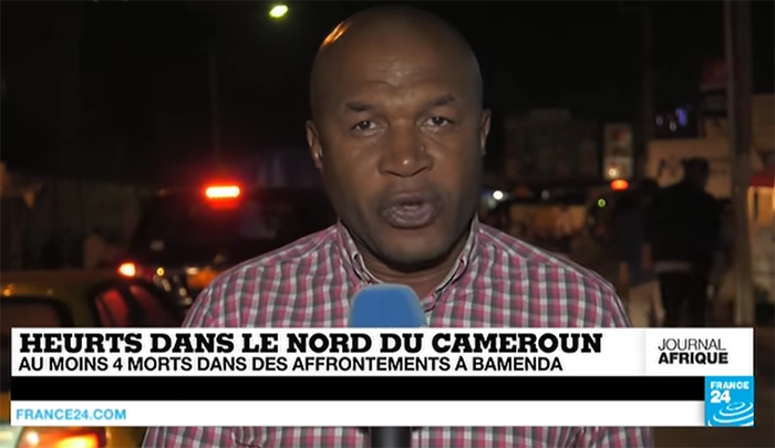Bamenda and Southern Cameroon, dec 2016 - France24