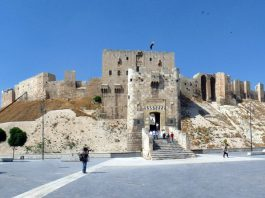 Citadellet i Aleppo
