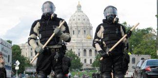 Sverige en Polisstat? - Foto John Whitehead, Activist Post