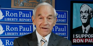 Ron Paul, nov 2016