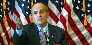 Rudolph Giuliani - Bildkälla: Mafia Wiki