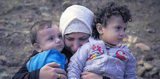 Syriska flyktingbarn - Foto: Stephanie Nebehay, Irishexaminer.com
