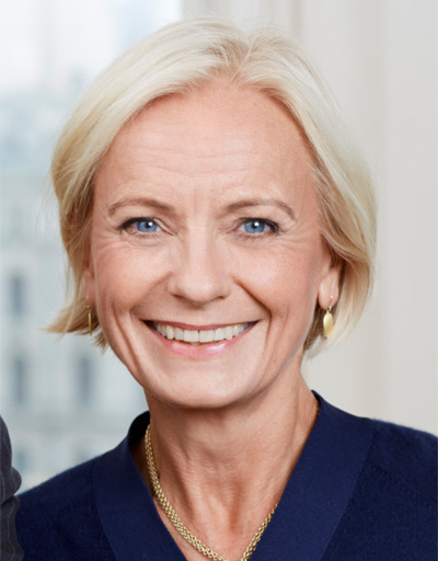 Anna-Karin Celsing - Pressfoto: Peter Phillips